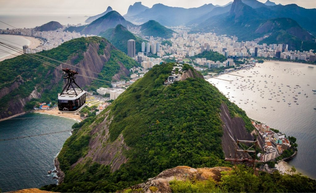 Guided Tours of Brazil - Rio de Janiero
