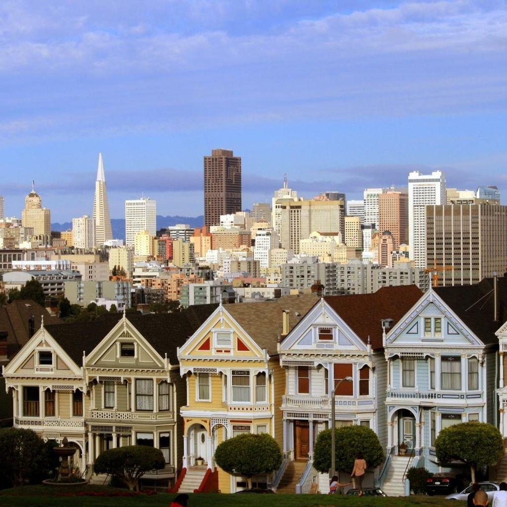 Weekend in San Francisco min