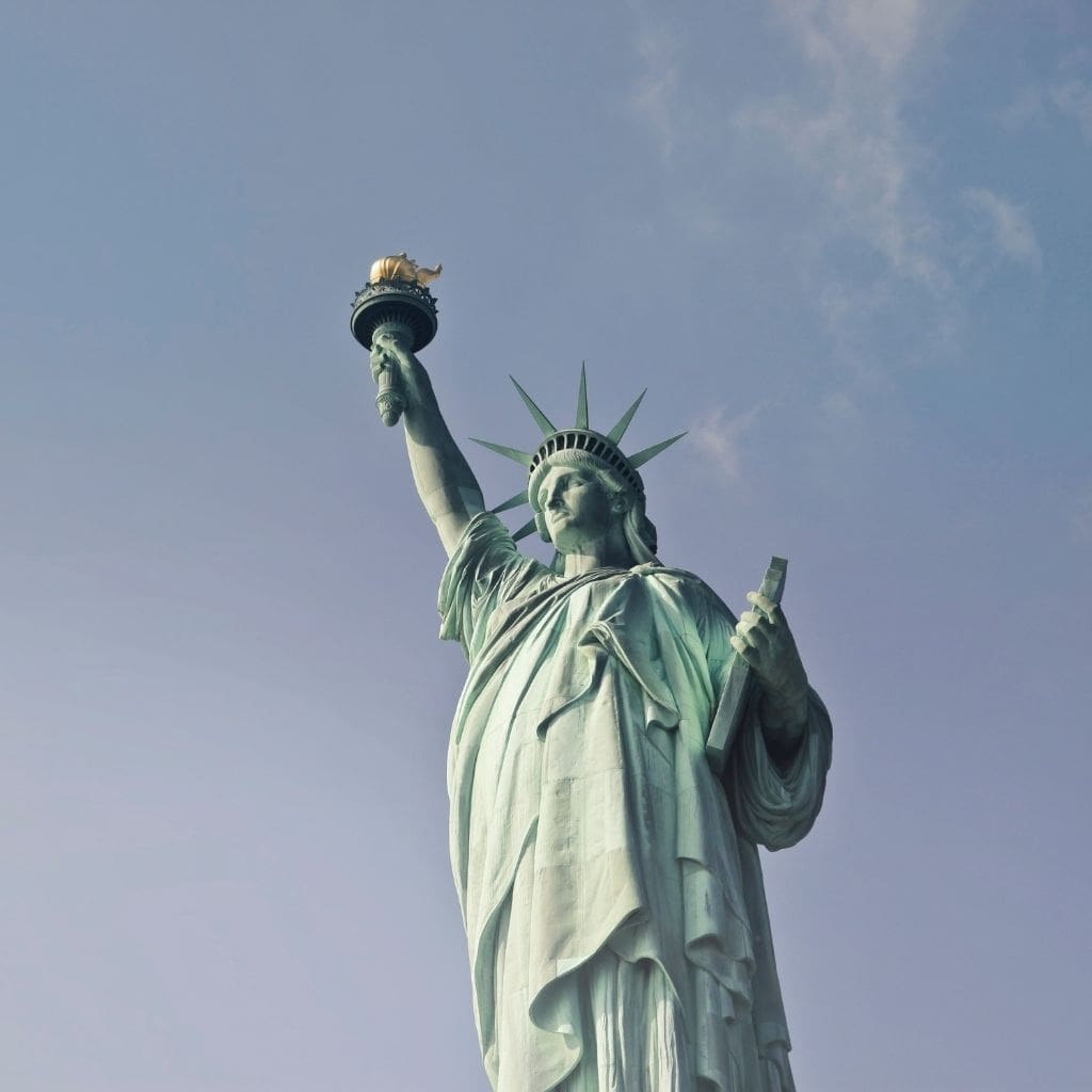Statue of Liberty min
