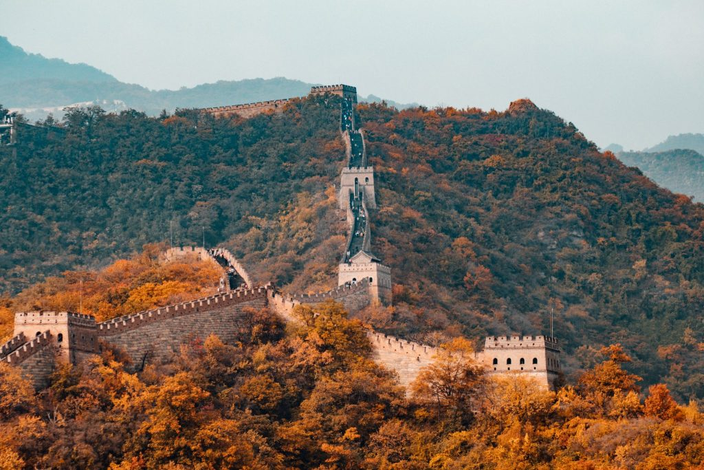 Guided Tours of China Great Wall of China