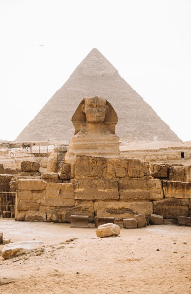 Guided Tours of Egypt - The Great Pyramid of Giza, Tomb in Egypt