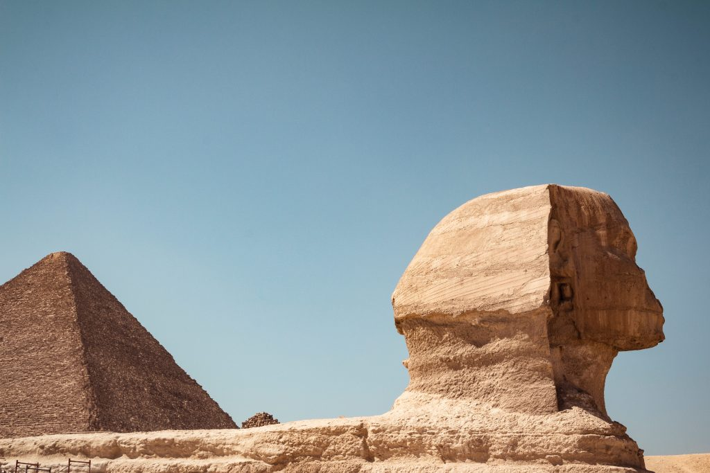 Guided Tours of Egypt pyramids and sphinx of giza
