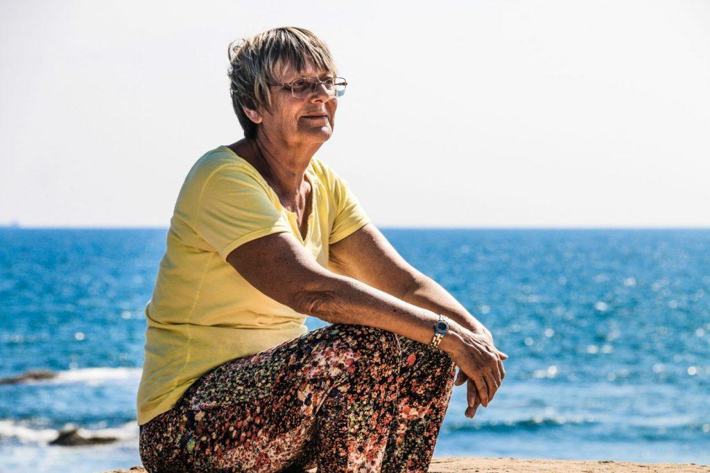 guidelines for senior travel beach