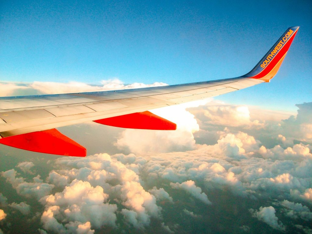 traveling on airlines