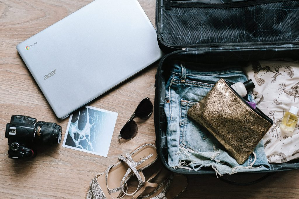 Tips for Packing and Traveling