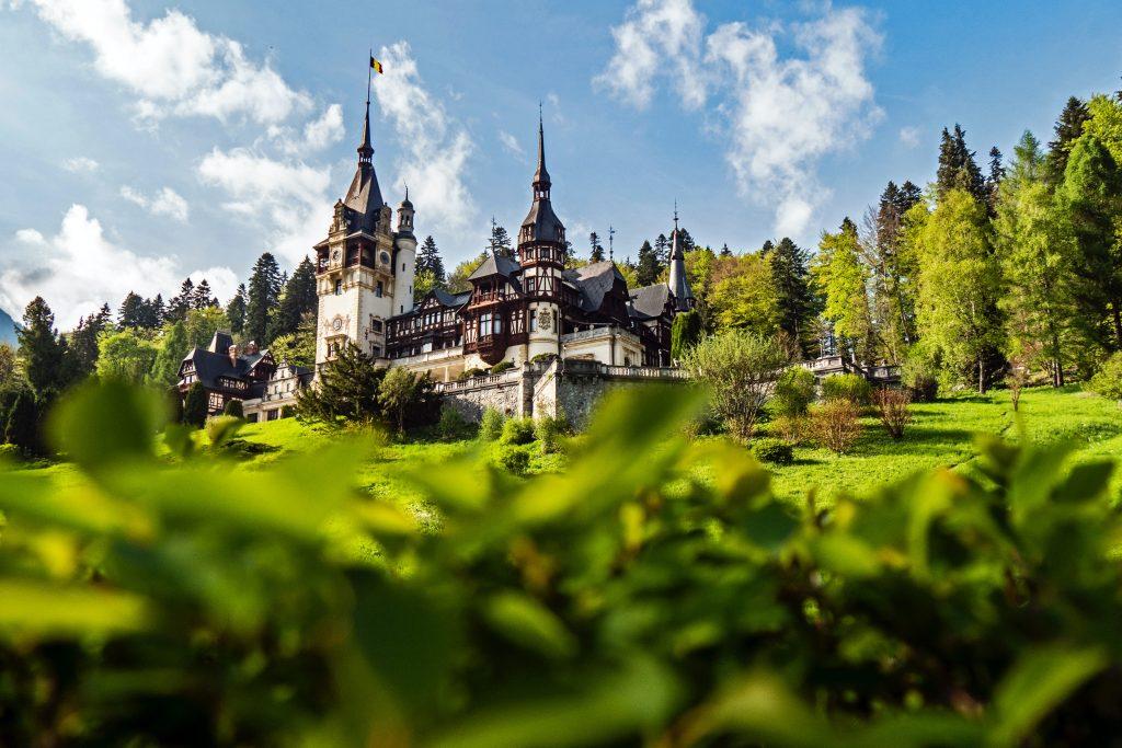 "Romania "" Bucharest, Dracula and Transylvania"