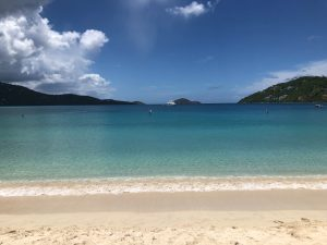 The St. Thomas Island