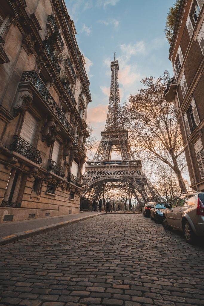 5 Most Romantic Cities