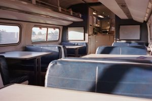 Traveling by AmTrak