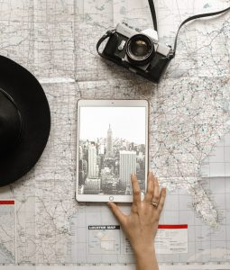 Planning For Road Trip Travel