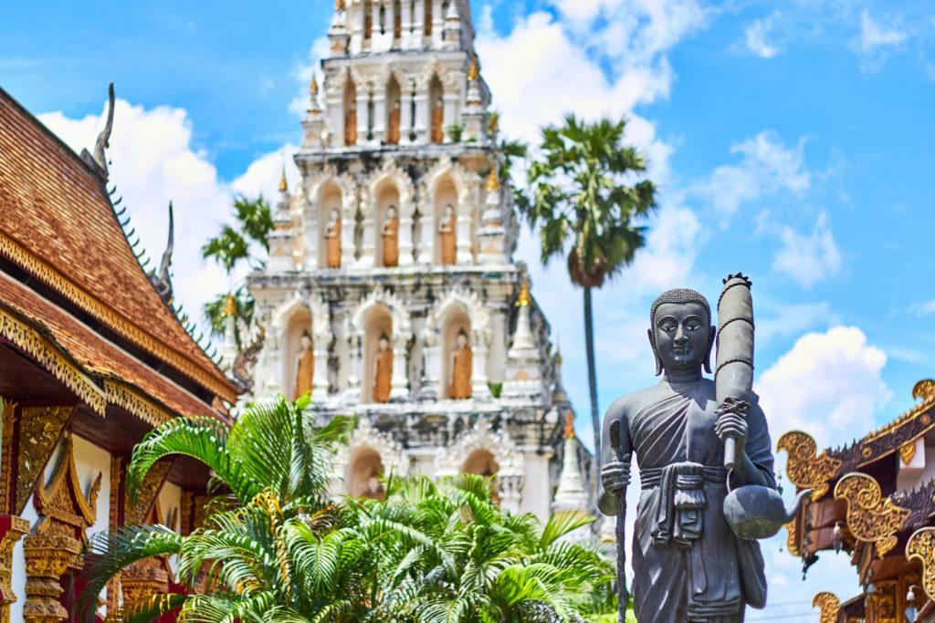 Travelling Thailand