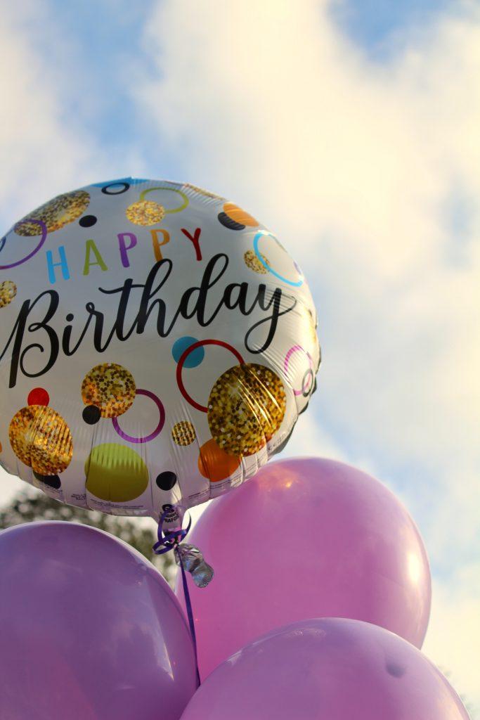 Celebrate Birthdays At Disneyland
