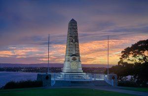 white monument