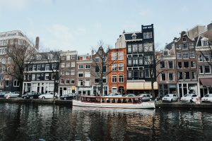 Amsterdam is one of Europes most famous cities