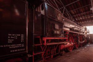 Seattle's Rich Train