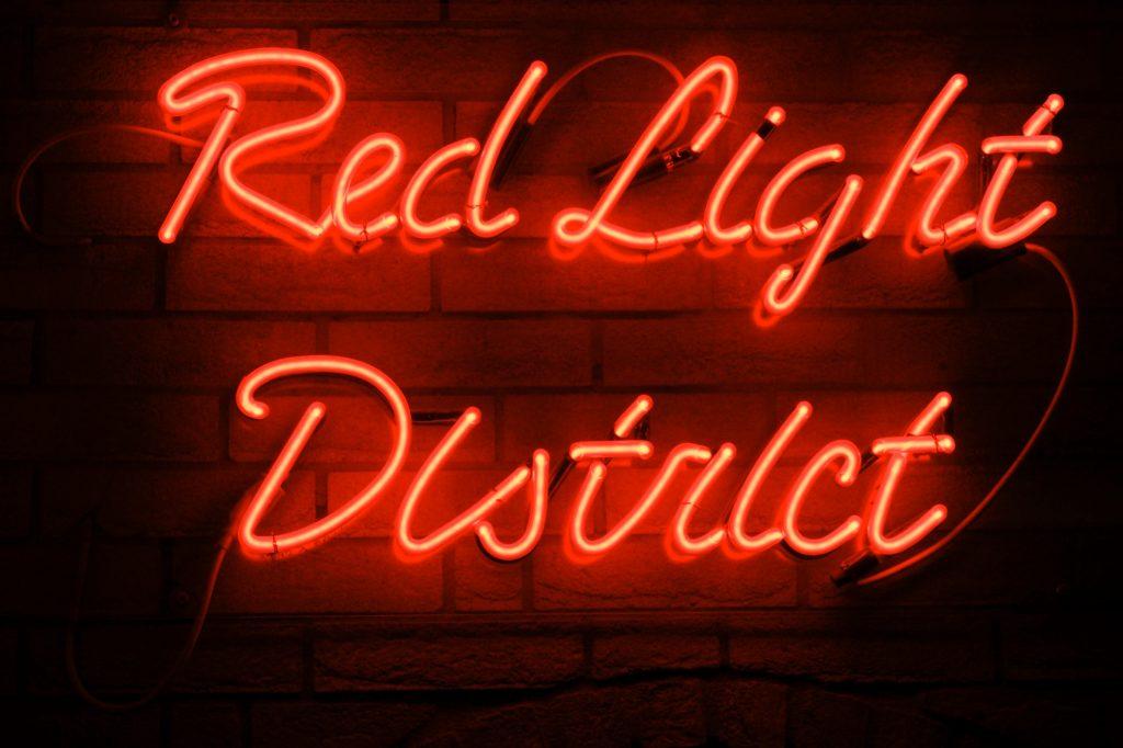 Amsterdam Red-Light District