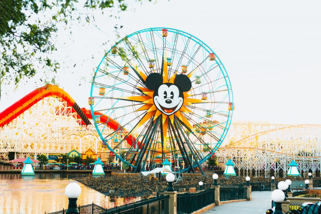 Disneyland Vacations for Toddlers