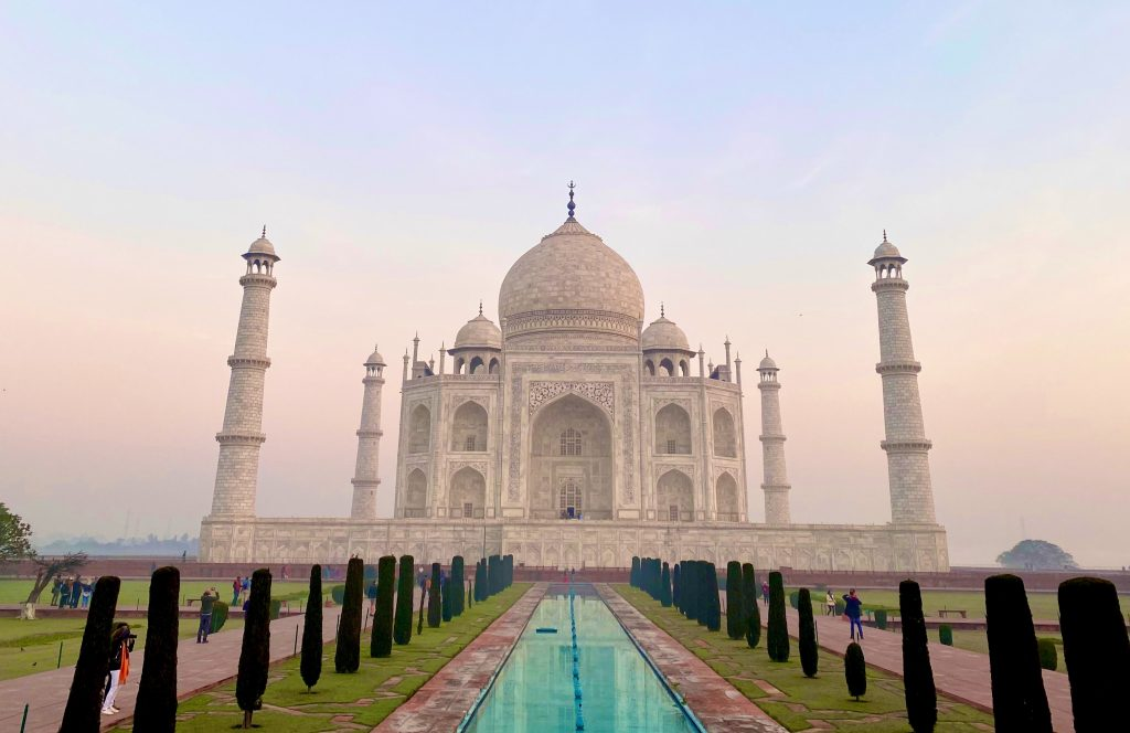 An Indian Vacation with no Beach?