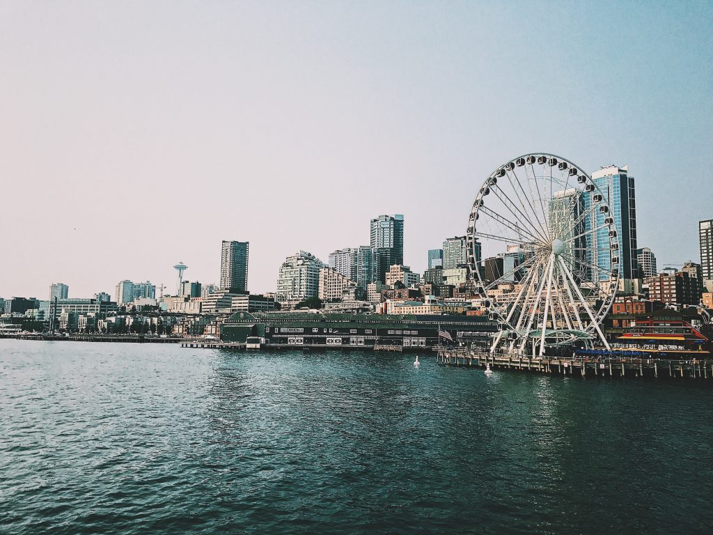 In Seattle, All Natural Freebies abound