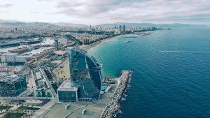 Safety in Barcelona springs