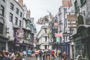 Universal Studios Tours Height Requirements