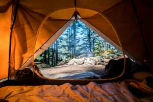 A Fun Filled Family Camping Experience