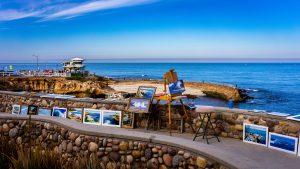 La Jolla Caves Beach