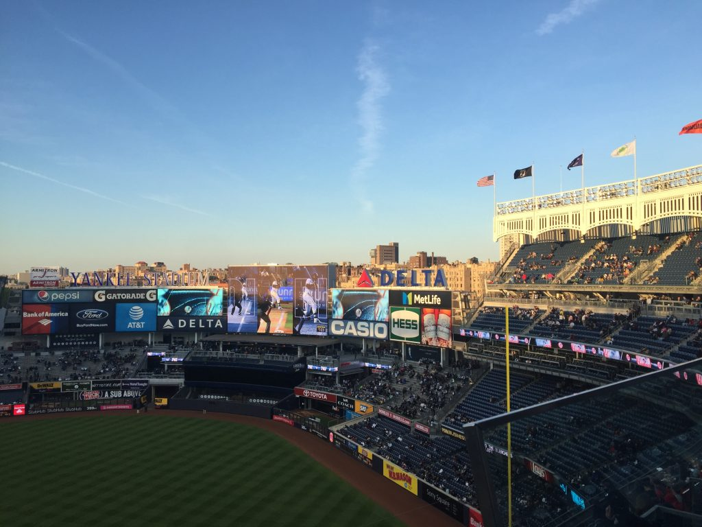Looking back at the New York Yankees