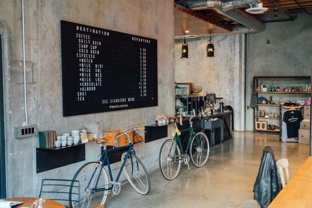 Amsterdam Coffee Shop