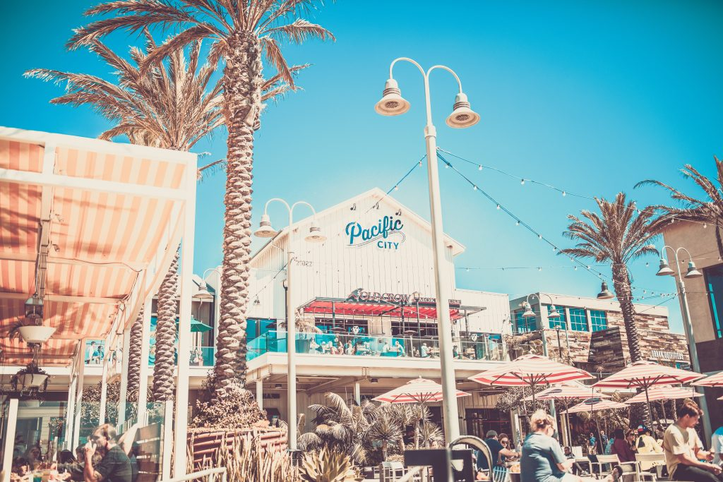 California Vacation: