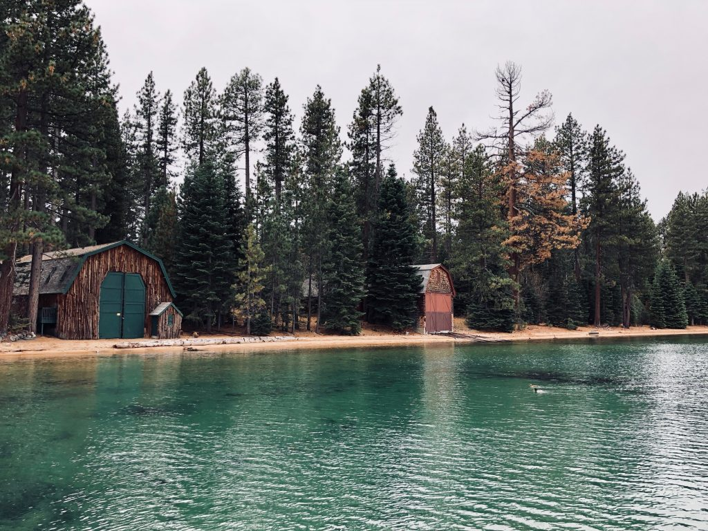 California Vacation: Lake Tahoe Luxuries